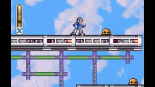Mega Man X - Storm Eagle Stage - User video