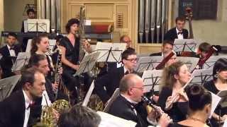 Orchestra di Fiati della Valtellina - Fontane di Roma (2015)