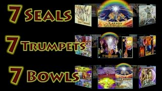 Seven Seals, Seven Trumpets & Seven Bowls 3-D Visual Presentation of  Book of Revelation
