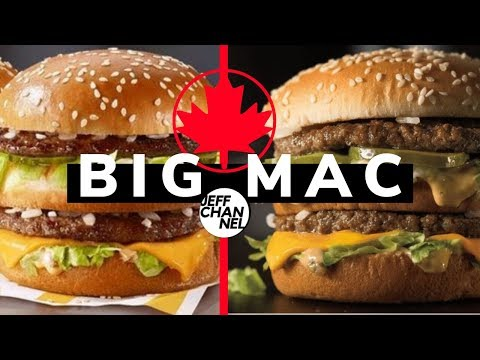 NEW AND IMPROVED BIG MAC FOR $3?!?! REVIEW