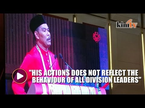Umno delegate: Jamal should continue crazy antics to win back S'gor but..