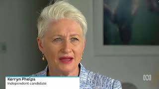 Spiteful email attack on Kerryn Phelps in Wentworth byelection