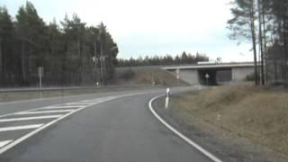 Video Autobahnfahrt nach Senftenberg ab der BAB 72 bis BAB 13 download MP3, 3GP, MP4, WEBM, AVI, FLV November 2017
