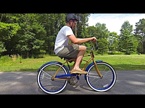 Video image: The backwards brain bicycle: un-doing understanding