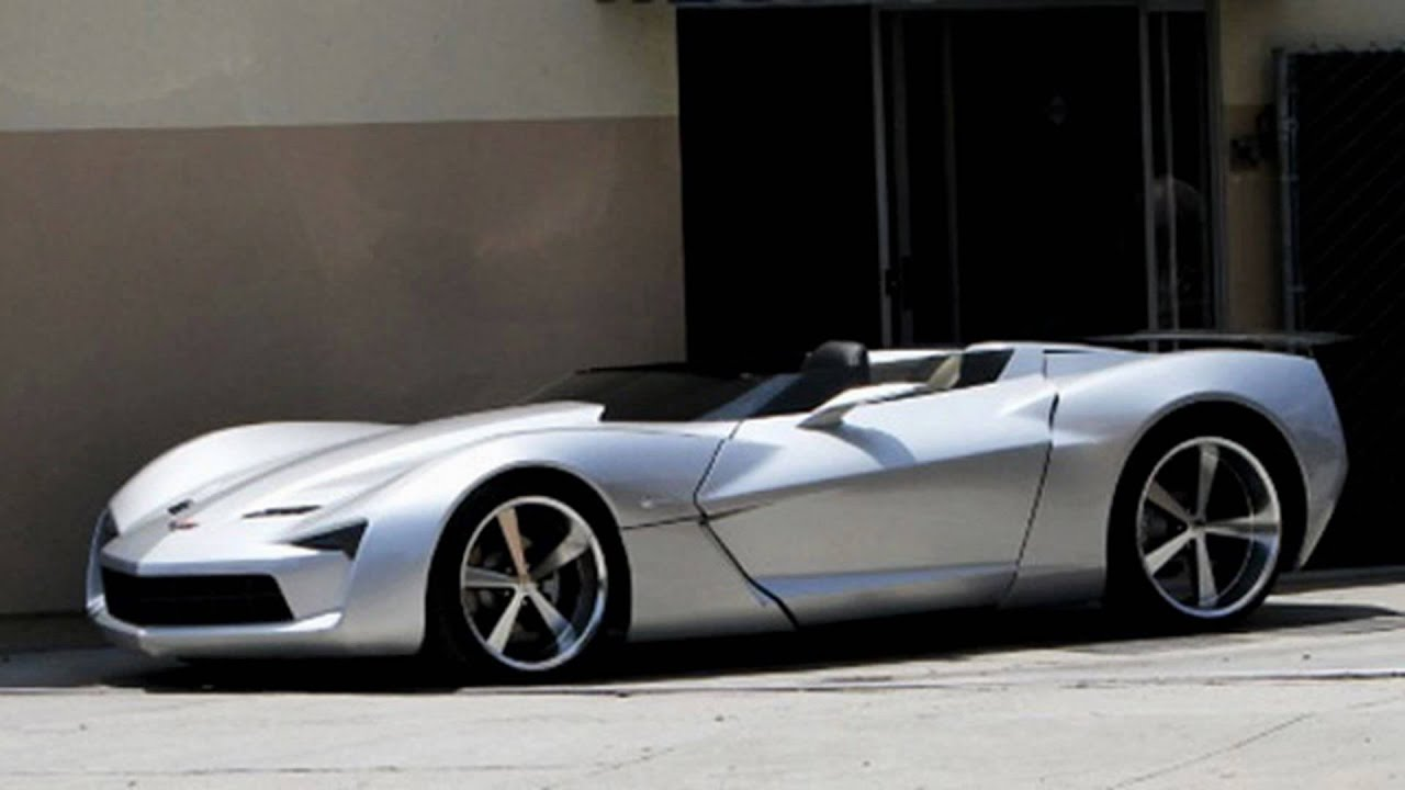 2010 Chevrolet Corvette Stingray Speedster Concept Youtube