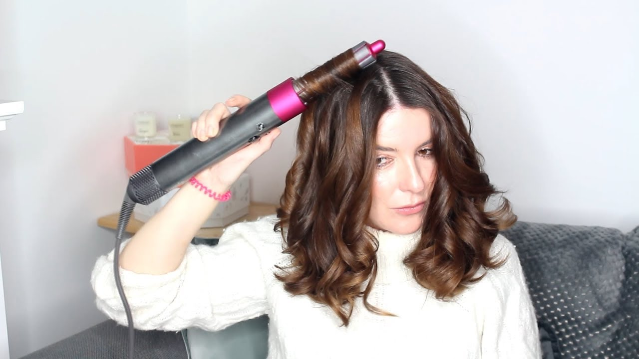 Dyson Airwrap Styler How To Use It Does It Work Is It Worth It Youtube
