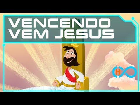 VENCENDO VEM JESUS - MISSÃO HARPA