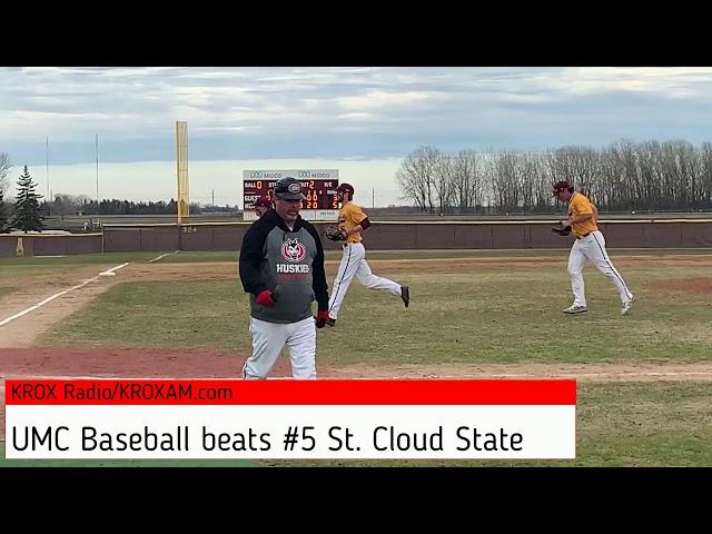 UMC Baseball beats #5 St. Cloud State