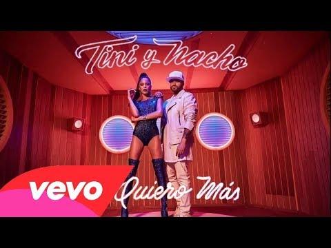 TINI, Nacho ~ Te Quiero Más (Audio Oficial)