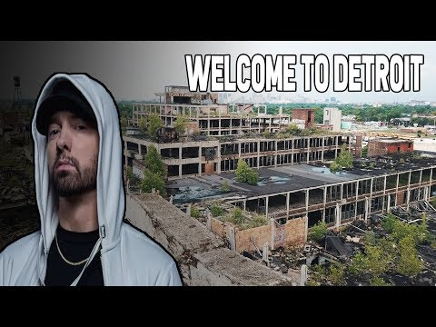 Eminem's HOMETOWN Abandoned DETROIT