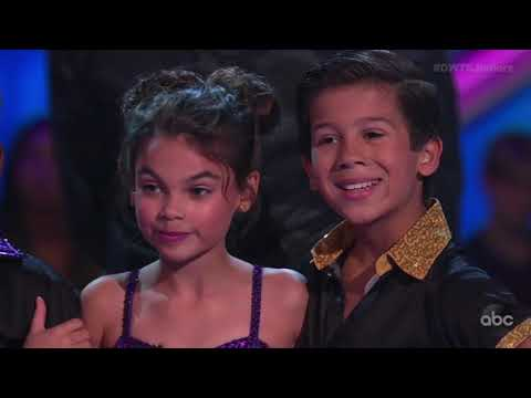 Ariana, Sky, JT, Artyon  - DWTS Juniors Episode 8 (Dancing with the Stars Juniors)