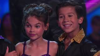 Ariana, Sky, JT, Artyon  - DWTS Juniors Episode 8 (Dancing with the Stars Juniors)