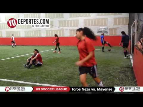 Toros Neza vs. Mayense United States Soccer League Soccer Place Franklin Park