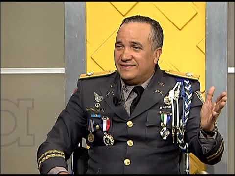 ENTREVISTA  MAYOR GENERAL DE LA POLICÍA ING. NEY ALDRIN BAUTISTA ALMONTE