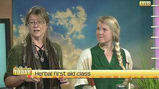 NDT   Herbal first aid class