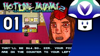 [Vinesauce] Vinny - Hotline Miami 2: Wrong Number (part 1)