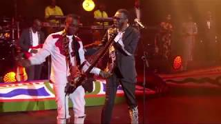Youssou Ndour - MBEGUEL IS ALL ft SIDIKI DIABATÉ - VIDEO BERCY 2017