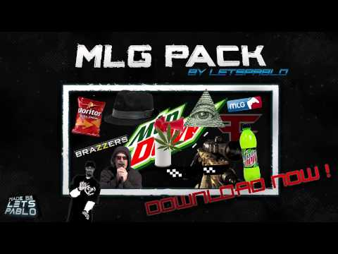 MLG-PACK | Photoshop