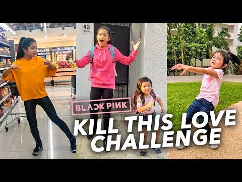 Download Lagu KILL THIS LOVE CHALLENGE!! | Ranz and Niana MP3