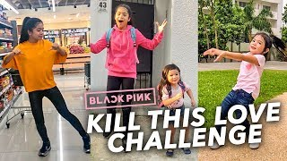 Download KILL THIS LOVE CHALLENGE!! | Ranz and Niana Mp3