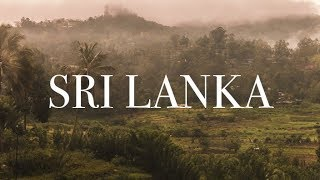 1 WEEK IN SRI LANKA: The Vlog