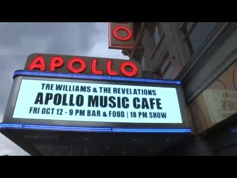 The Apollo Theater: Heart & Soul of Harlem