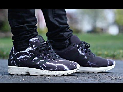 Adidas Zx Flux Neutron Noir