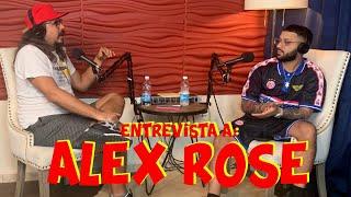 ALEX ROSE SE QUITO DE LAS REDES!