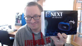 Unboxing: BNEXT VR Headset
