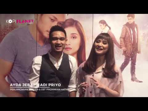 OST Pinjamkan Hatiku - Ayda Jebat & Adi Priyo (Promo)