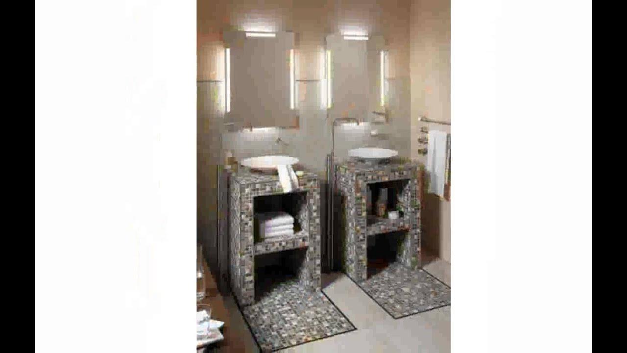 Badezimmer Ideen Mosaik  YouTube