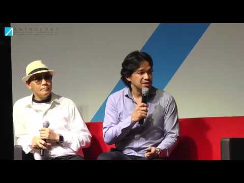 Anthology Talks: Budji Layug and Royal Pineda