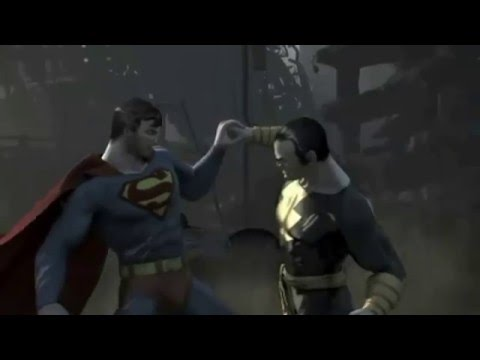 DC Universe: Justice League | DCWBTV | Inquisition  【HD】 The World is Tearing itself Apart