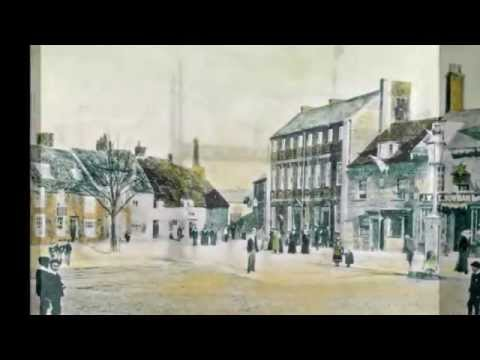Olney Market Place 1860s to 1950s