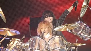 Video X JAPAN - JADE / RUSTY NAIL / 紅 [LIVE, 2015.6.27 LUNATIC FEST.] download MP3, 3GP, MP4, WEBM, AVI, FLV Oktober 2017