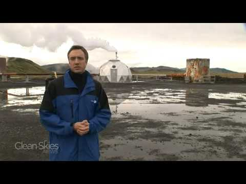 U.S. Looks to Iceland for Renewable Energy Answers