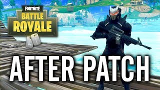 Fortnite - Solo Under the Map Shopping Cart Glitch After Patch