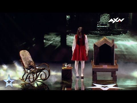 The Sacred Riana Semi-Final 2| Asias Got Talent 2017