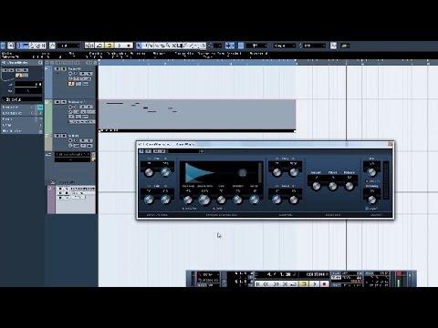 Tutorial Cubase, Tipos de pistas; Audio, MIDI, Instrumento, FX, Grupo, Tempo