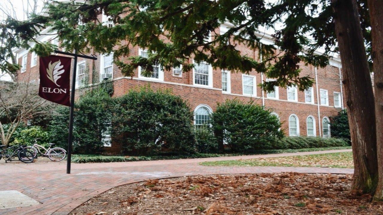 Elon University Sorority Houses