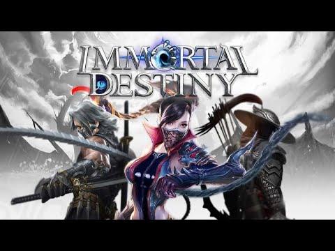 Immortal Destiny - Gameplay
