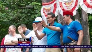 Ira Koesno, Moderator yang Akan Memimpin Jalannya Debat Perdana Pilkada DKI Jakarta - NET16