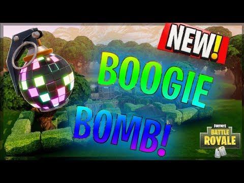 NEW FORTNITE BOOGIE BOMB