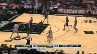 Full Highlights: Memphis Grizzlies vs. San Antonio Spurs [10/30/13]