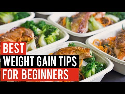 DIET tips: Best WEIGHT GAIN tips for BEGINNERS! Part 11 of 25 (Hindi /  Punjabi)