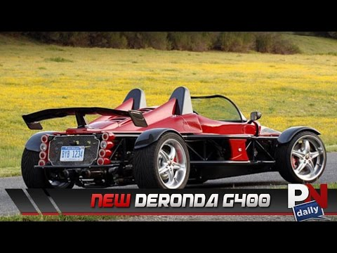 If You Love Going Fast, The Deronda G400 May Be For You! - YouTube