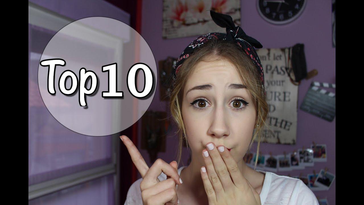 TOP 10 CHICAS GUAPAS ItsJudith YouTube
