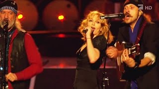 MADONNA - LA ISLA BONITA with guests (Madonna Live at Live Earth, 2007)