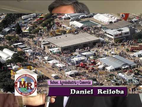 Magazine Regional con Daniel Reiloba y la Feria Industrial