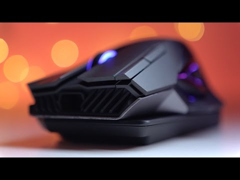 Best Gaming Mouse 2016! - ASUS ROG Spatha Review